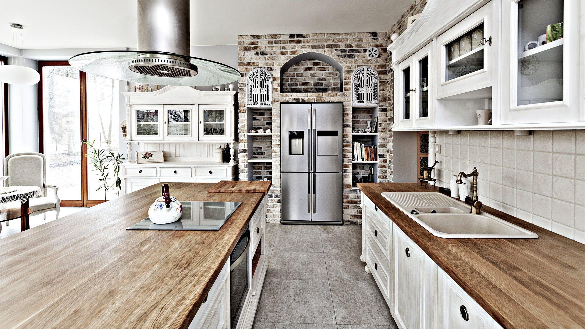 RK Construction Group LLC Remodeled Kitchen 1